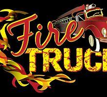 Send the FIRE TRUCK! by byamarisperez
