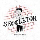 Skooleton by Aguvagu