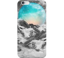 It Seemed To Chase the Darkness Away (Guardian Moon / Winter Moon) iPhone Case/Skin