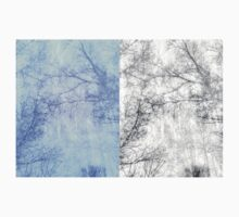 Bare trees branches 2 Kids Clothes