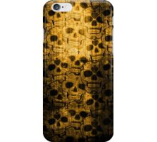 Calaveritas iPhone Case/Skin