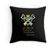 Keyblade Master Throw Pillow