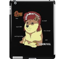 Diamond Doge iPad Case/Skin