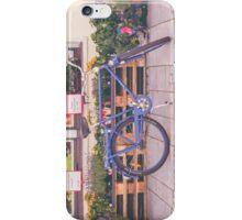 Market Bicycle iPhone Case/Skin