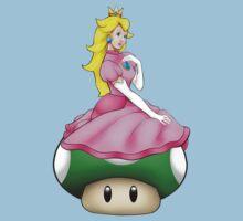 Princess Peach is 1 Up! T-Shirt