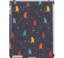 Dancing Cats. iPad Case/Skin