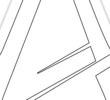 Assassin's Creed Unity Logo Sticker