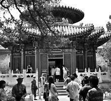 Beijing Temple by lele8907