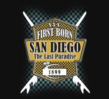 San Diego by dejava