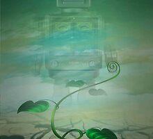 Robot  Green by Nostromo71