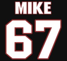 NFL Player Mike Pollak sixtyseven 67 by imsport