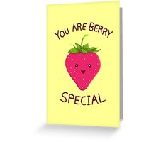 Fruity Truth! Greeting Card