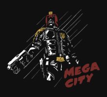 MEGA CITY by illproxy