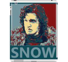 Jon Snow hope iPad Case/Skin