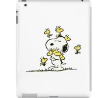 Snoopy Love iPad Case/Skin