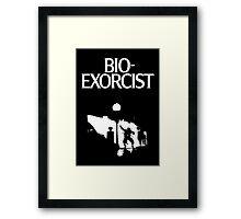 Bio-Exorcist Framed Print