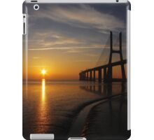 Sunrise V iPad Case/Skin