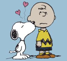 Snoopy loves Charlie Brown by Jansenist
