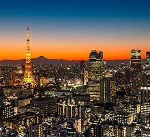 TOKYO 03 by Tom Uhlenberg