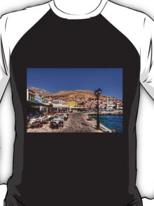 Crazy Paving and Tablecloths T-Shirt