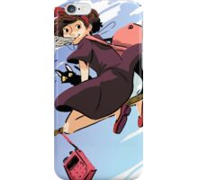 Kiki, at your service! iPhone Case/Skin