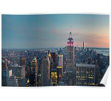 NEW YORK CITY 10 Poster