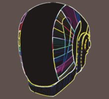 Guy-Manuel de Homem-Christo Daft Punk T-shirt Kids Clothes