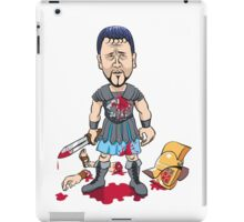 Gladiator iPad Case/Skin