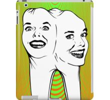 TWOth #1 iPad Case/Skin