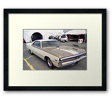 Chrysler 300-Hurst > Framed Print