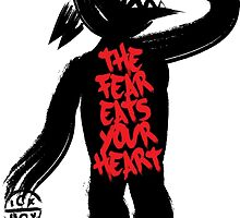 The Fear eats your heart by sick-boy