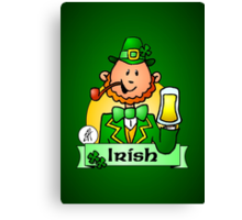 St. Patricks Day Canvas Print
