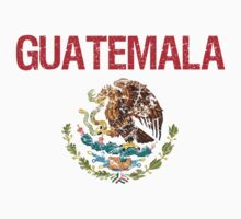 Guatemala Surname Mexican Kids Clothes