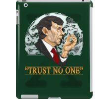 The Cigarette Smoking Man iPad Case/Skin