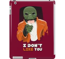 You Just Watch Yourself.... iPad Case/Skin