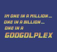 One in a GOOGOLPLEX! by CaptMoose