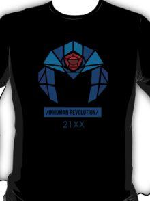 Inhuman Revolution - 21XX T-Shirt