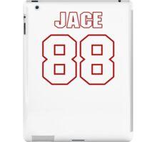 NFL Player Jace Amaro eightyeight 88 iPad Case/Skin