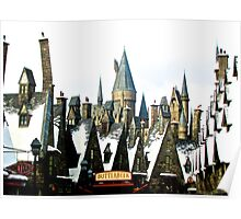 Hogwarts Will Always Be There Poster