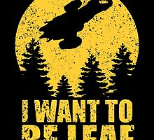 I Want To Be Leaf by Devotees