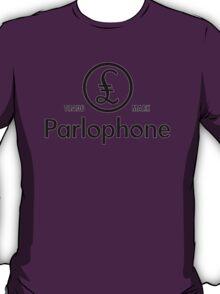 British Invasion - Parlophone Records (Black) T-Shirt