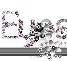 Floral Masks by cdwork