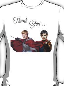 Merlin and Arthur T-Shirt