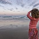 Allira and the sea by Cheryl Styles