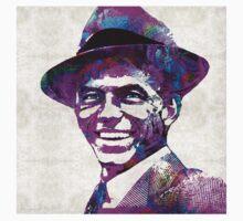 Frank Sinatra Art - Pink Sinatra - By Sharon Cummings T-Shirt