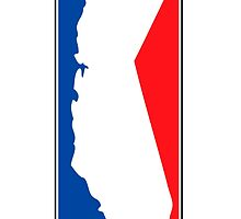 California Logo Red and Blue by NorCal