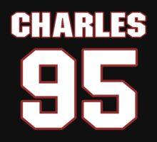 NFL Player Charles Johnson ninetyfive 95 T-Shirt