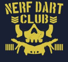 Nerf Dart Club by rbrwrestling