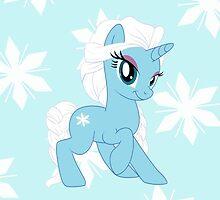 Pony Elsa by Ashley Krauss