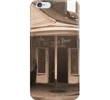 New Orleans - Bourbon Street iPhone Case/Skin